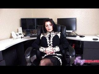MILF Fucks For Job Interview