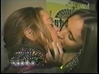 Lesbian Kiss Compilation Vol.1
