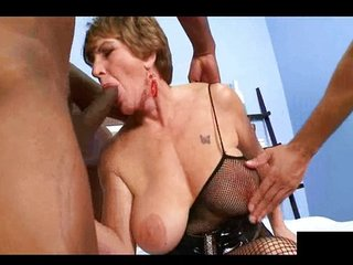 Granny In consenting shape