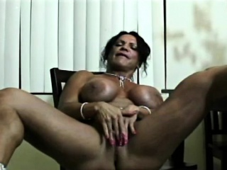 Amazing Broad in the beam Tit Muscled Threatening Cosset