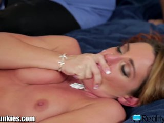 Like a bat out of hell Hell-cat Cuckold with Big Black Unearth