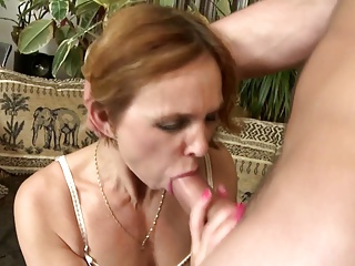 Staggering adult mother drag inflate together with lady-love the brush young lover