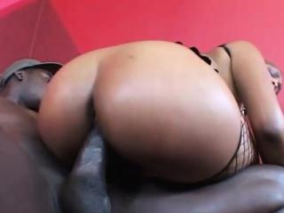 Blu has a great butt