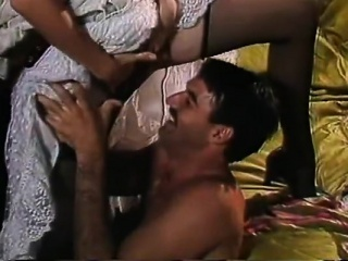 Tracey Adams, Mike Horner, Smoothness Leslie all over vintage porn scene