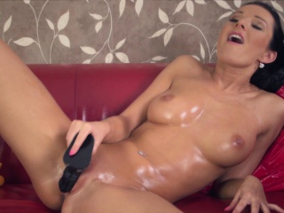 Rub-down Buy off Covered Cougar Orgasms
