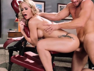 Honcho massage milf shafting before cumswallow