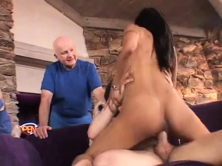 Interracial Swinging Act out Back Sinister Wife