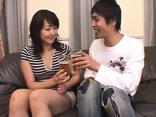 Japanese Tie the knot Seduces Neighbor Boys 2 (MrBonham)