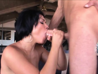 His massive cock is too big for her