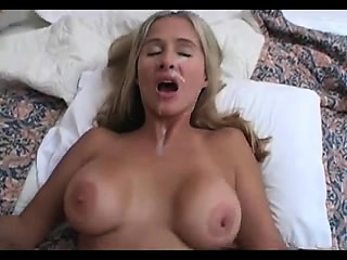 Hot milf prostitute cum growth