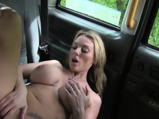 MILF Stacey gets awarded a messy hot cum
