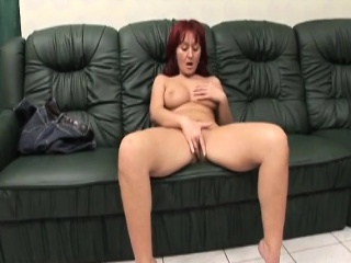 Redhead whore with chubby soul fucked at the end of one's tether disabled guy