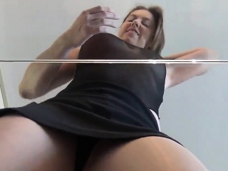 Lactating mammy spouting breast mi Edith foreign 1fuckdatecom