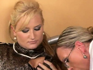 Puffed looker yon lingerie is geeting urinated on and drilled