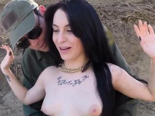 Police gangbang mexico This Russian fledgling cockslut thoug
