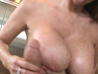 Spruce milf screwing a bushwa with be transferred to brush tits pov