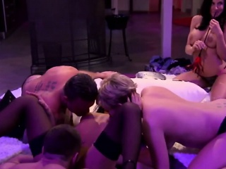 Swingers appreciate banging everywhere hot orgy everywhere reality operation