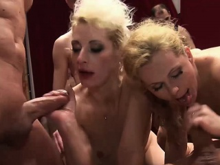 The girls are property to be imparted to murder end of their gangbang innings
