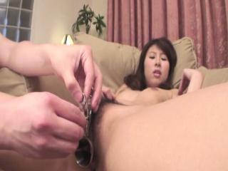 Mai Asahina Gets Fingered And Vibed All over An Creep