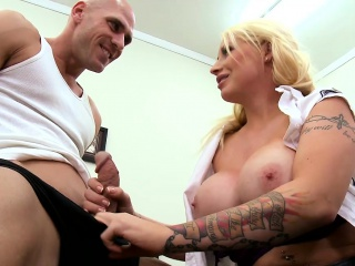 Brazzers - Fat Interior In Uniform -  Liberate 9-Fu