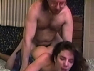 Retro first timer pussyfucked overwrought an oldman