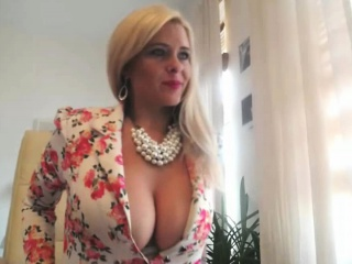 amazing kirmess milf self-abuse for your pleassure