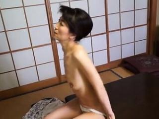 Milf old lady japanese porn jav