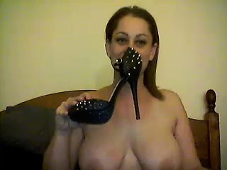 European lose one's heart to video with blowjob plus hot carnal knowledge toys