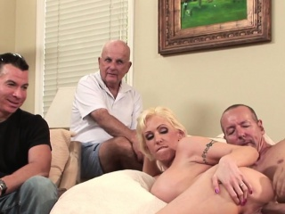Faketit euro wife assfucked in front of economize on