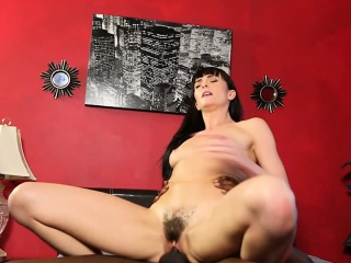 Sexy milf client Bianca Breath massaged and screwed at the end of one's tether BBC