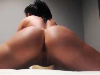 South American strumpet relative to huge tits plus ass live hale