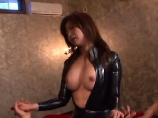 Poverty-stricken japanese throats a generous rod in pov cosplay scenes