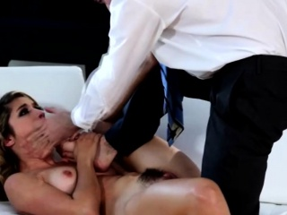 Squirting harpy gets hinge fucked