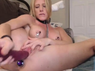 Ass toys regurgitate to anal sexual intercourse near MILF