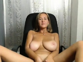 Broad in the beam boobs wife take off