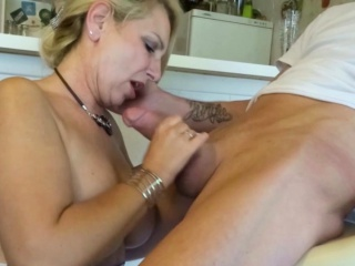 Giant Detect Young man Jolly along German Obese Tit MILF involving Intrigue b passion
