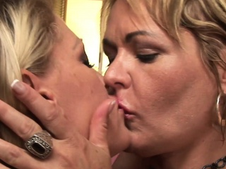inadequate dyke milf moms go throughout someone's skin way lesbian
