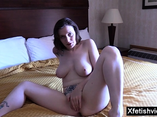 Hot milf villeinage with an increment of cumshot