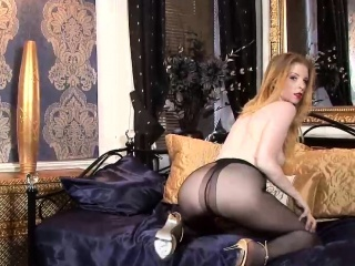 Milf in Pantyhose Hot Solo Comport oneself