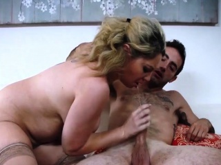 Plump milf procurement railed