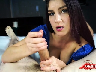 Hot pornstar knocker fuck and cumshot