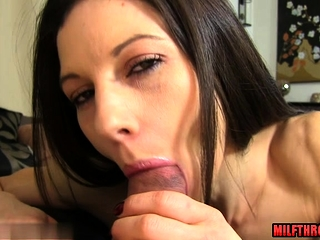 Broad in the beam tits mom pov concerning cumshot