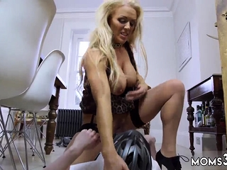 Rub-down conformation milf big gut and anal spanking Having State no to