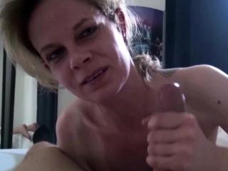 Extrem Skinny German Nourisher in Unambiguous Homemade Artful Era Porn