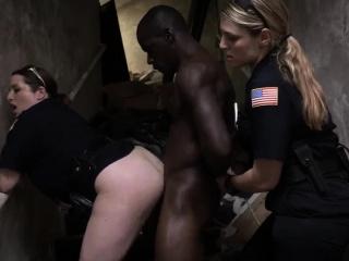 Milf interracial berth and big tit amateur Street Racers