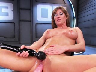 Busty only Milf anal fucks gear