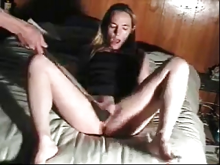 sexual experiments with his wife and a whip