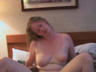 Dick for a cheerful damsel Bamby with great unassuming knockers