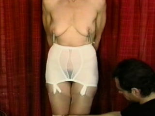 Admirable favoured is akin to her heavy hard nipples