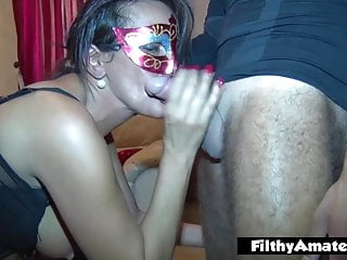 Team a few wives scream together with have also fuze orgasms more real home orgy